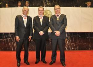 Solenidade de Entrega da Ordem do Mérito Legislativo 2015