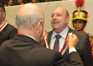 Solenidade de Entrega da Ordem do Mérito Legislativo 2015 - Mérito