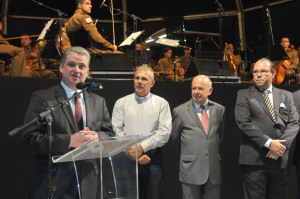 Reinauguração da Praça Carlos Chagas (Praça da Assembleia)