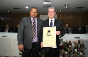 Título de cidadão honorário de Pedro Leopoldo