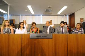 Comissão Especial - análise da PEC nº 16/2015