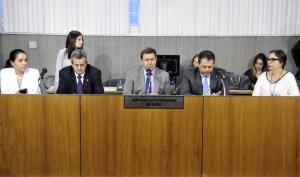 Comissão Extraordinária do Idoso debate sobre geriatria, saúde do idoso e envelhecimento saudável