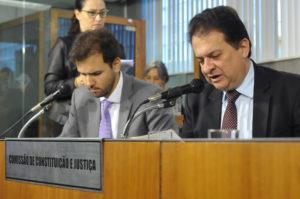 Tadeu Martins Leite (deputado estadual PMDB/MG), Leonídio Bouças (deputado estadual PMDB/MG)