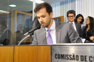 Tadeu Martins Leite CCJ