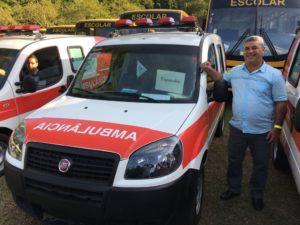 Ambulância para Taparuba