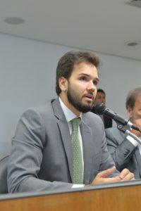 27-04 Criminalidade na Serra Geral preocupa deputado