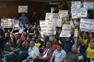 23-08 Deputado defende suspensão de suposta dívida em Betim