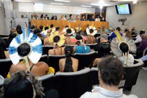 31-08 Índios Pataxós cobram criação de reserva indígena em Minas Gerais