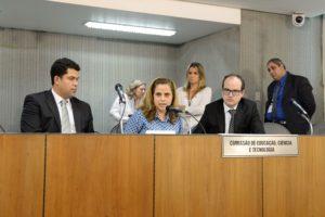 27-09 Plano Estadual de Educação volta a tramitar na ALMG