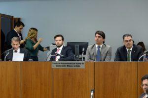 16-11 Comissão de Acerto de Contas apresenta relatório final