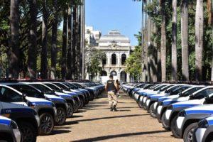 09-05 Segurança em Manhuaçu ganha reforço com novas viaturas