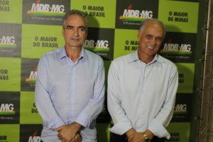 Hercílio Diniz e Antônio Andrade