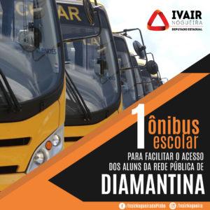 Emenda parlamentar - Diamantina - onibus-01
